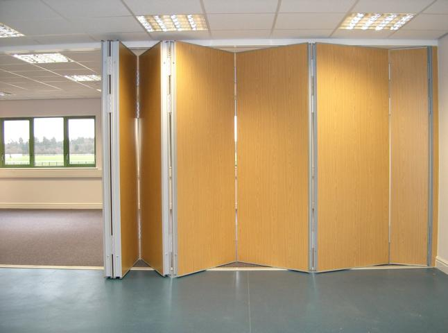 Multifold for Movable walls room partitions